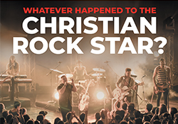 Christian Rock Star Article