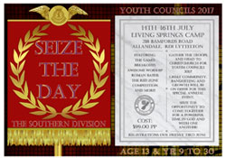 Southern Youth Councils July 2017